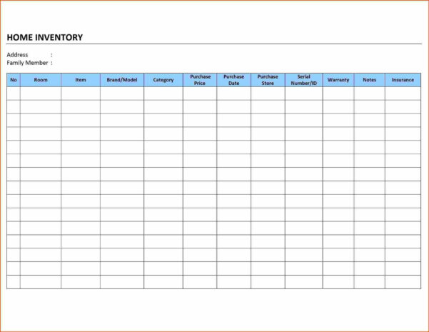 Create Inventory Spreadsheet Pertaining To Inventory Spreadsheet Template Excel Product Tracking New How To