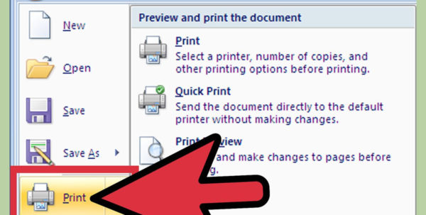 Create Labels From Excel Spreadsheet Within How To Create Labels Using Microsoft Word 2007: 13 Steps