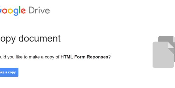 Create My Own Spreadsheet In Htmlformsendemailviagooglescriptwithoutserver  Npm
