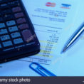 Credit Card Ppi Calculator Spreadsheet Pertaining To Personal Finance Stock Photos  Personal Finance Stock Images  Alamy