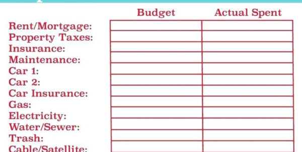 Crop Budget Spreadsheet In Example Of Crop Budget Spreadsheet Template Cost Allocation Plan