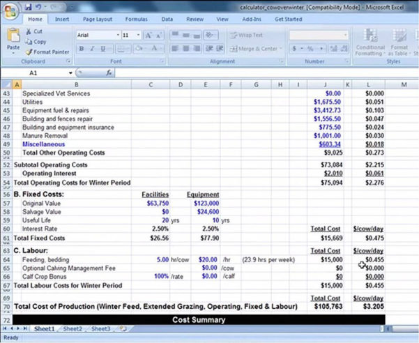 Crop Production Cost Spreadsheet With Farm Expenses Spreadsheet Awesome Crop Production Cost Spreadsheet