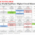 Cruise Planning Spreadsheet Intended For Walt Disney World Planning Spreadsheet – Spreadsheet Collections