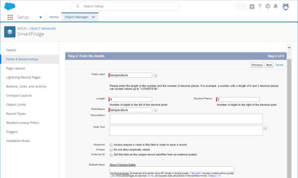 Custom Spreadsheet Services Pertaining To Create A Custom Object In Salesforce Unit  Salesforce Trailhead