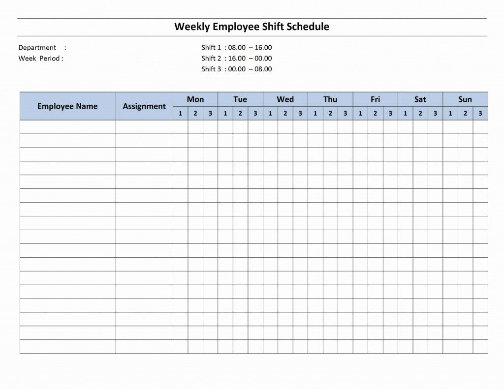 Daily Medication Schedule Spreadsheet Intended For Daily Medication Schedule Spreadsheet Weekly Employee Shift Template