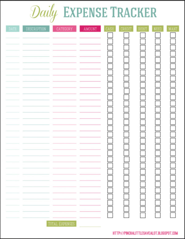 Daily Money Tracker Spreadsheet With Monthly Spending Tracker Spreadsheet Expenses Tracking Daily Weekly