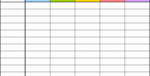 Daily Spreadsheet In Task Tracking Spreadsheet Daily Beautiful Free Weekly Schedule