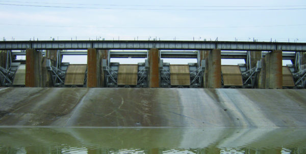 Dam Design Spreadsheet Regarding Gate Operation Plans Made Simple: Mountain Creek Dam Benefits From
