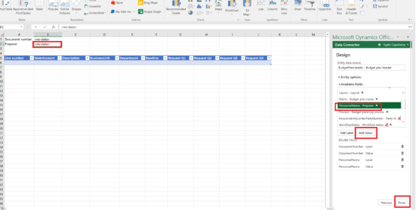 Data Center Capacity Planning Spreadsheet Regarding Budget Planning Templates For Excel  Finance  Operations