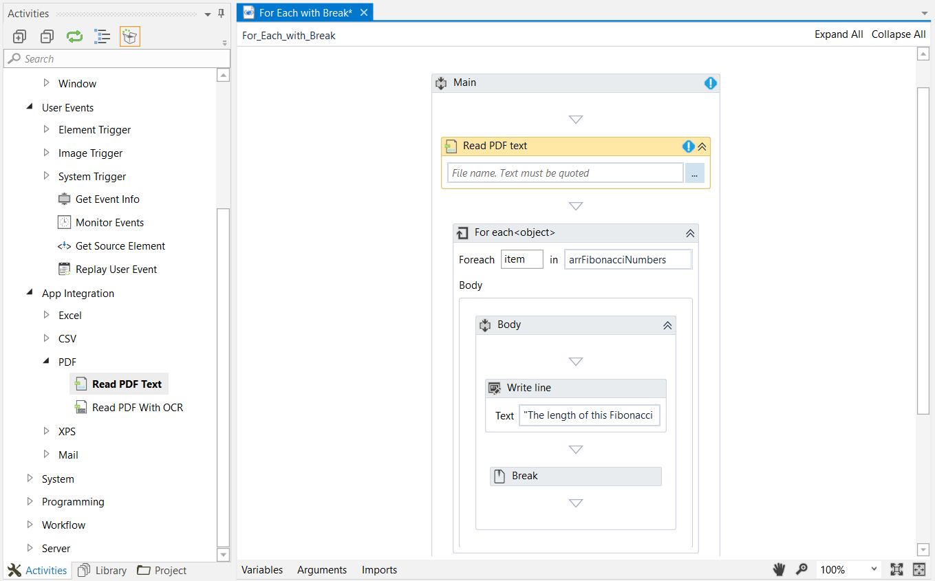 Data Extraction From Excel Spreadsheet Throughout Uipath Pdf Data Extraction