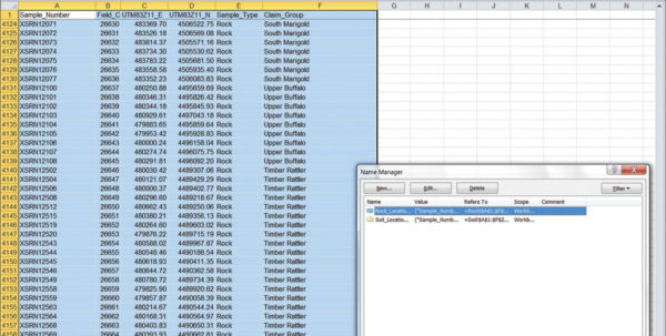 Data Mining Spreadsheets With Regard To Importing Data From Excel Spreadsheets