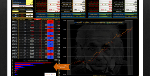 Day Trading Excel Spreadsheet Intended For Trading Spreadsheet Download  Monte Carlo Trading 'expectancy