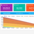 Debt Avalanche Calculator Spreadsheet Regarding Unbury  A Loan Calculator