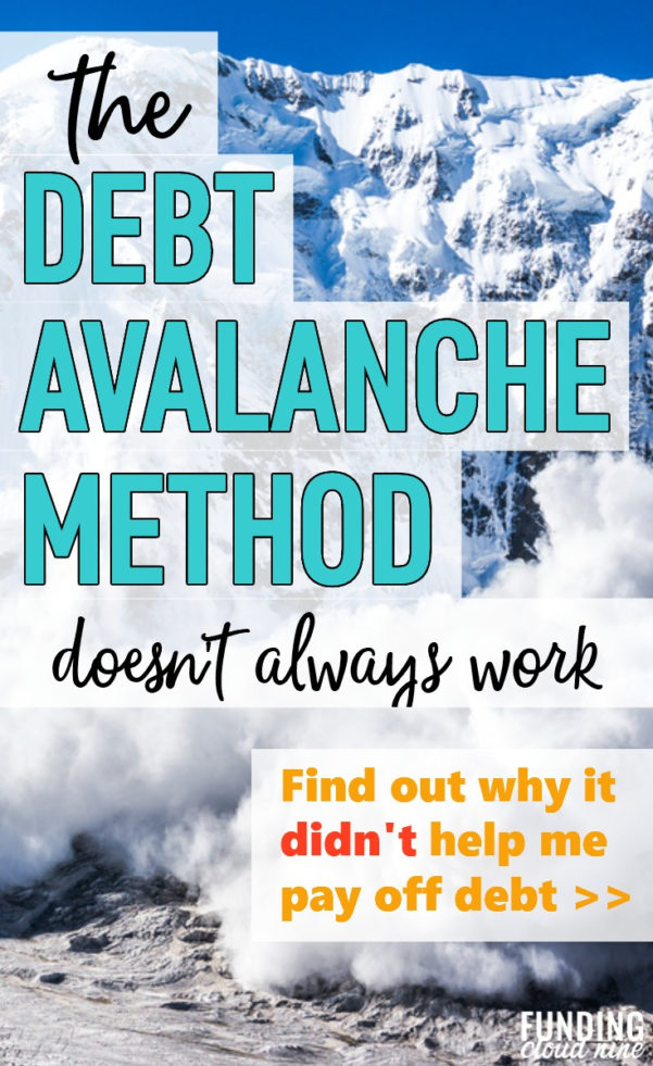 Debt Avalanche Spreadsheet With Regard To The Debt Avalanche Method: The Ultimate Guide With Free Printables