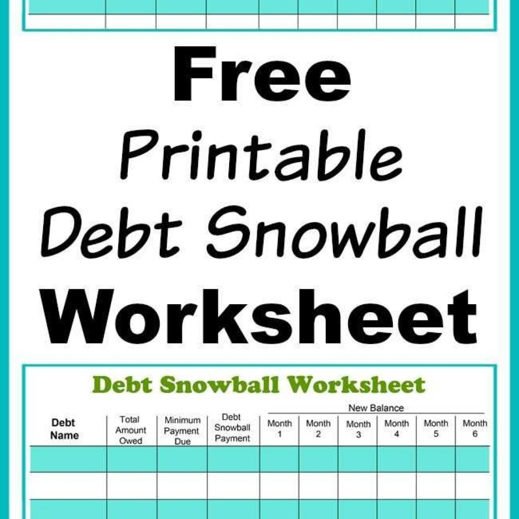 Debt Free Spreadsheet For Debt Reduction Spreadsheet Best 25 Snowball Ideas On Pinterest Dave