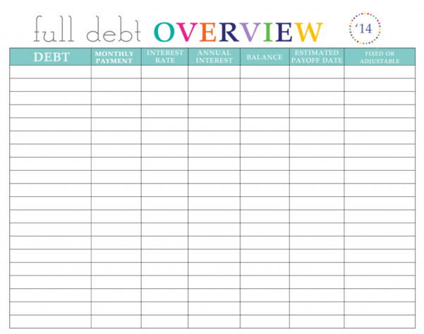 Debt Paydown Spreadsheet Pertaining To Debt Payoff Spreadsheet Snowball Calculator Consolidation Worksheet