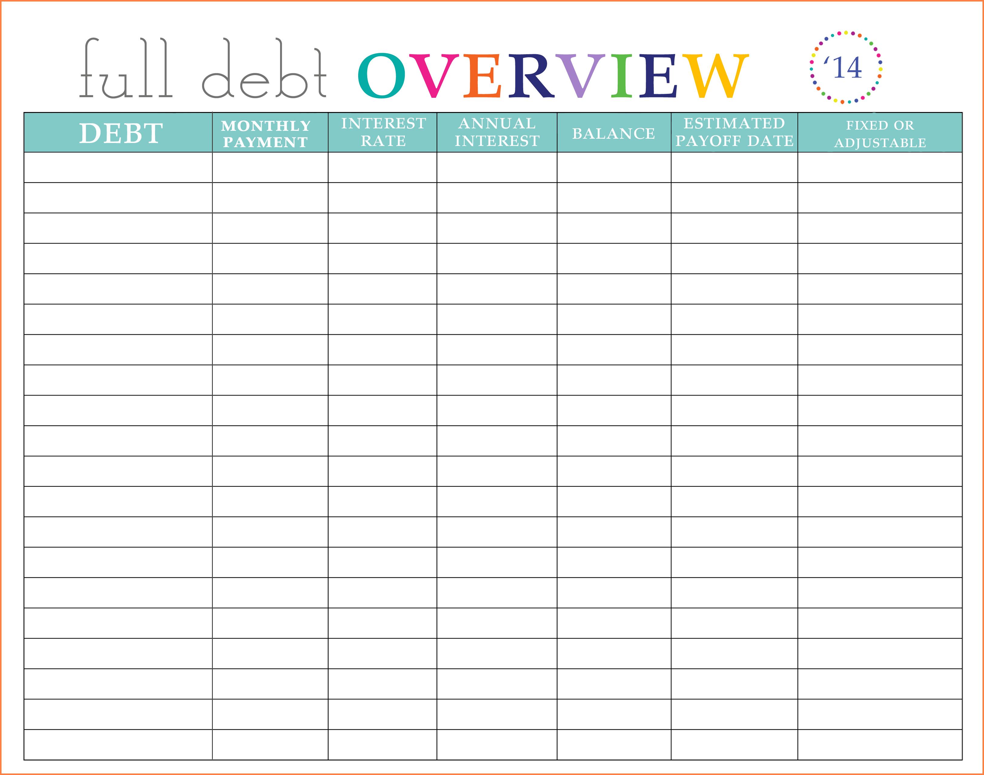 Debt Paydown Spreadsheet Regarding Debt Spreadsheet Lovevotingrg Paydown Payoff Snowball Vertex Mac