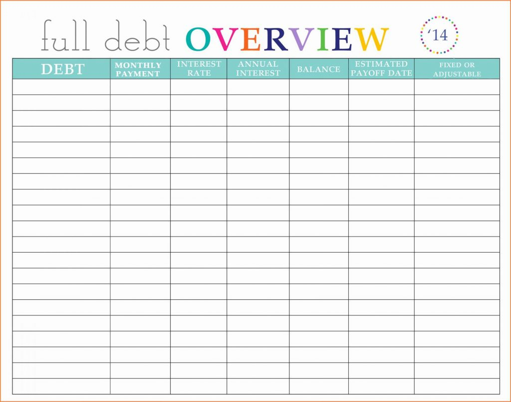 Debt Paydown Spreadsheet With Debt Payoff Spreadsheet Template Credit Card My Templates Luxury Get