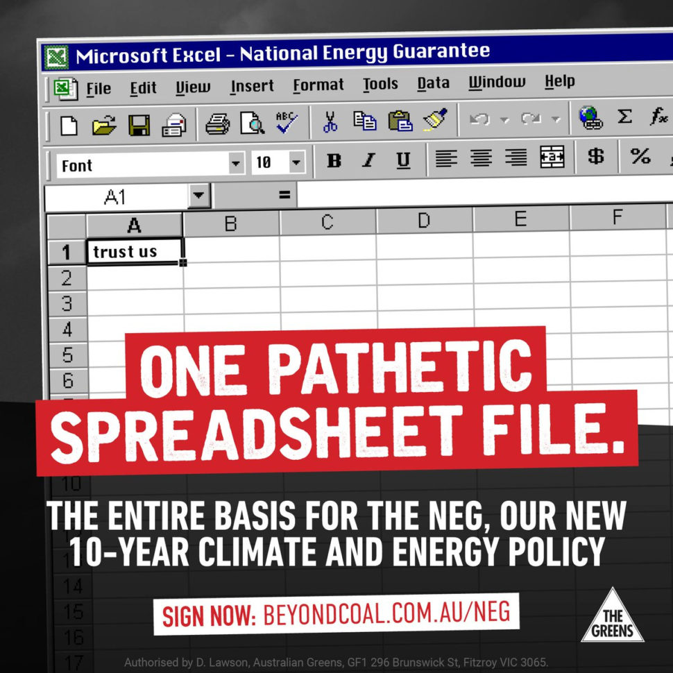 "Debt Recycling Spreadsheet Regarding Adam Bandt On Twitter: ""gov: ""you'll Save $550 A Year!!"" Aust: ""you"
