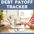Debt Recycling Spreadsheet Regarding Debt Tracker Printable And Spreadsheet! » One Beautiful Home