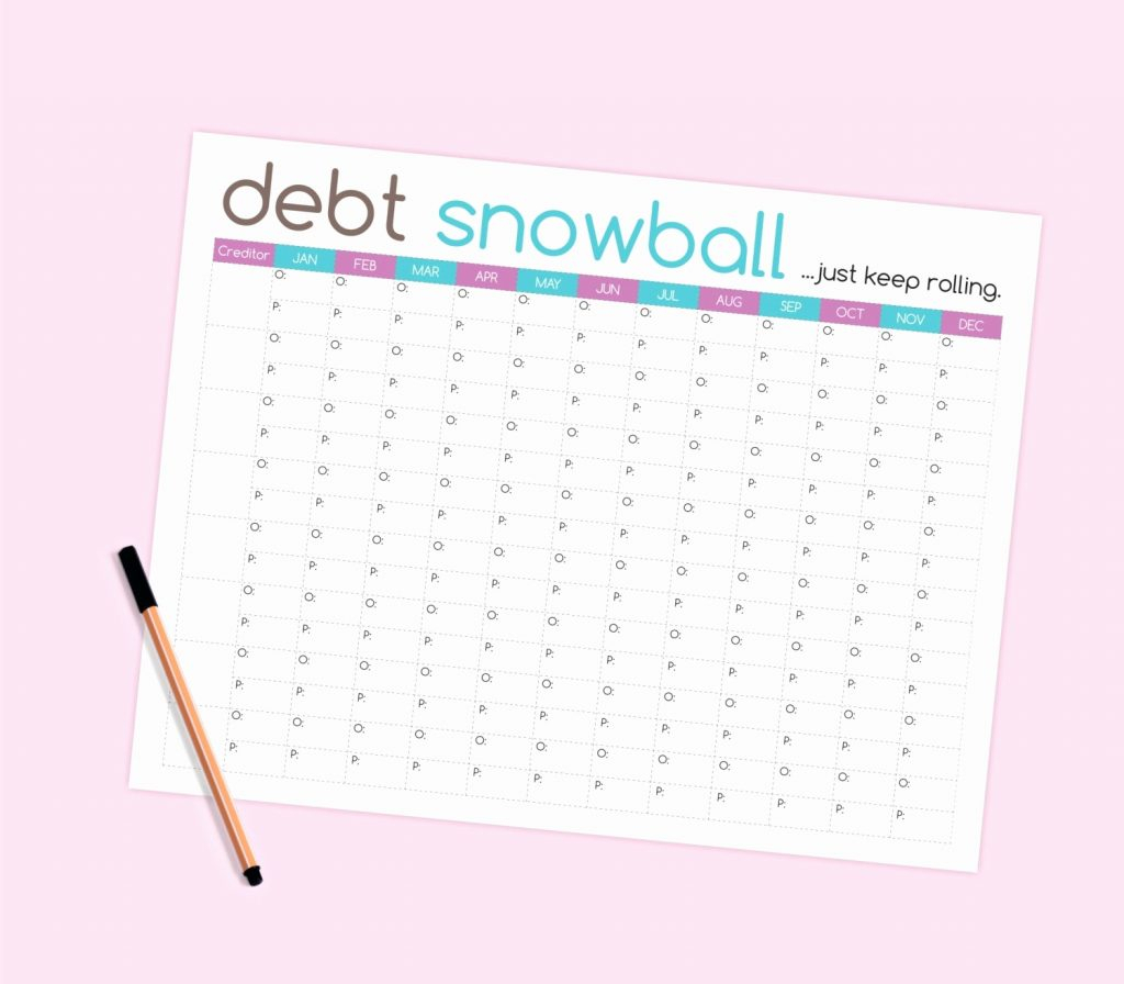 Debt Snowball Free Spreadsheet Inside Debt Reduction Spreadsheet Snowball Google Docs Awesome Free