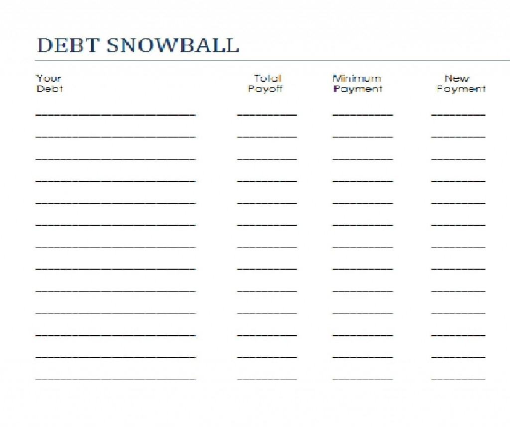 Debt Snowball Spreadsheet Download Inside Dave Ramsey Debt Snowball Worksheet Worksheets For All Download