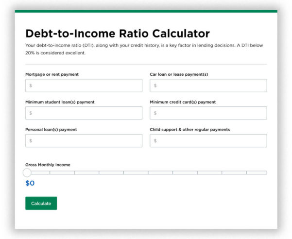 Debt To Income Ratio Spreadsheet Regarding Tateesq: Student Loan Lawyer For Help With Debt, Default,  Private