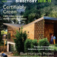 Deltec Homes Cost Spreadsheet With Green Building Directory 2018Smoky Mountain News  Issuu