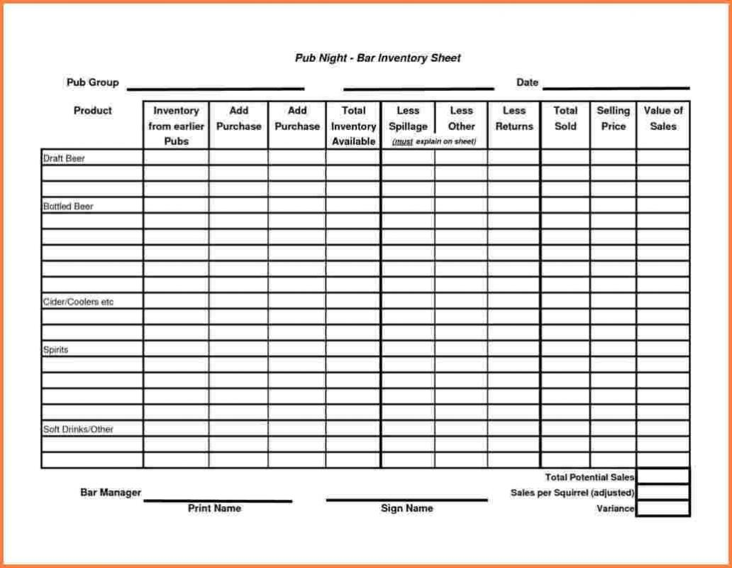 Dental Inventory Spreadsheet — db-excel.com