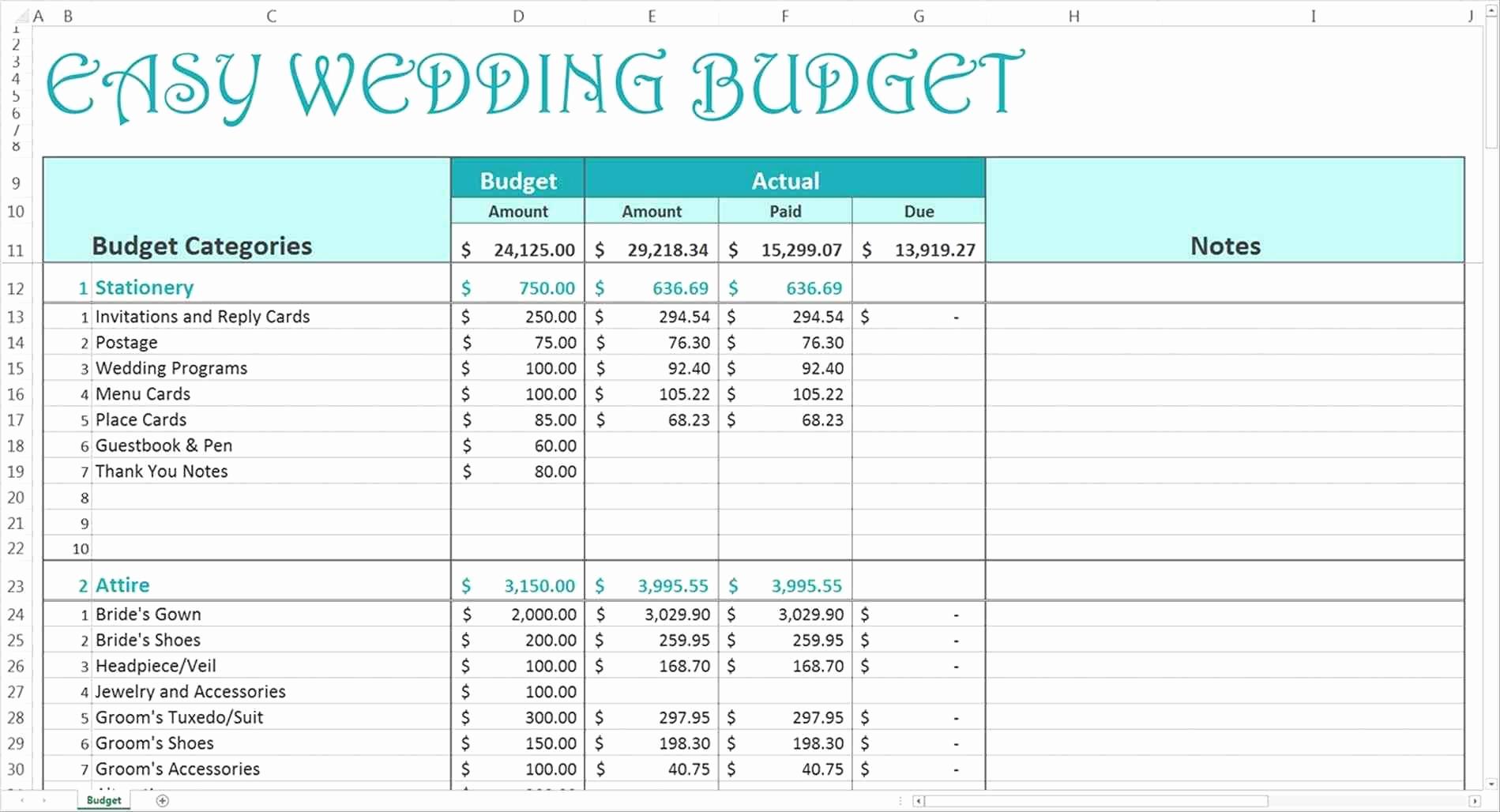 Destination Wedding Budget Spreadsheet Pertaining To Destination Wedding Budget Spreadsheet With Excel Plus Together As