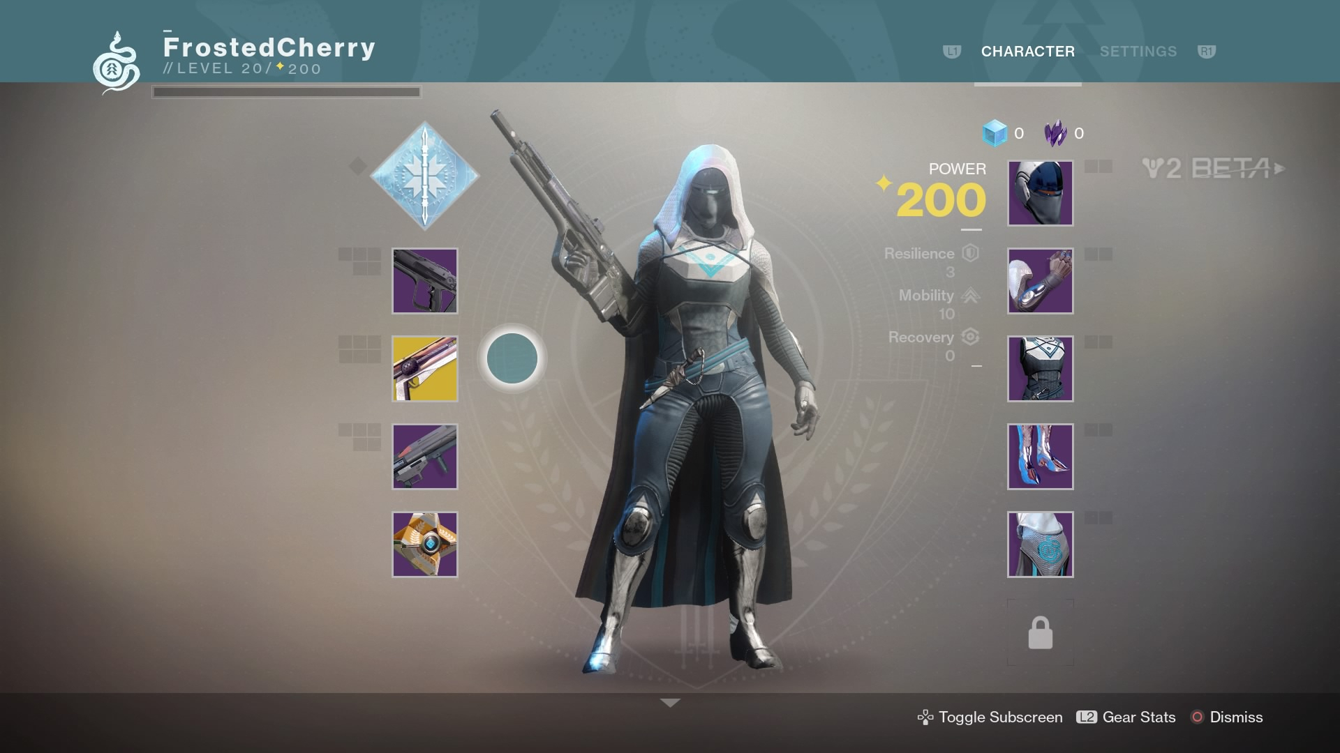Destiny 2 Vendor Spreadsheet With All Current Armor Sets : Destinythegame
