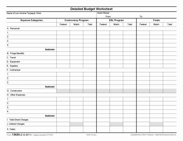Detailed Budget Spreadsheet Inside Residential Construction Budget Spreadsheet New Budorksheet Pictures
