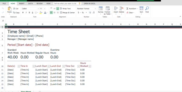 Develop A Spreadsheet Using Computer Software With Regard To How To Create Effective Document Templates Develop A Spreadsheet Using Computer Software Spreadsheet Download