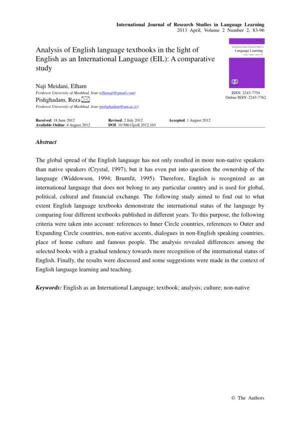 Develop And Use Complex Spreadsheets Textbook With Regard To Pdf Analysis Of English Language Textbooks In The Light Of English