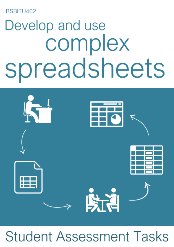 Develop And Use Complex Spreadsheets Throughout Bsb50215 Diploma Of Business  Reimagine Learning
