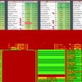 Dfs Spreadsheet regarding I've Created An Nfl Dfs Excel Workbook That Creates Optimized