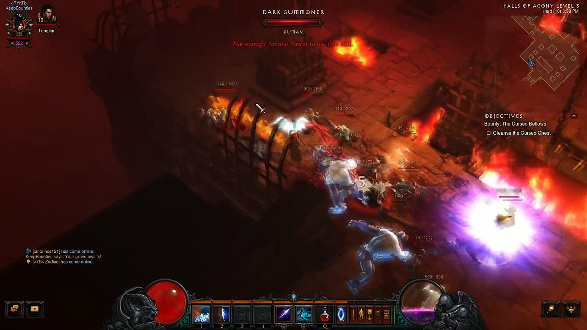 Diablo 3 Leveling Spreadsheet Regarding Pro Tricks For Fast Leveling In Season 3 Patch 2.2 Diablo 3: Reaper