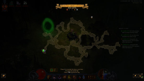 Diablo 3 Leveling Spreadsheet Throughout Demon Hunter Embodiment Of The Marauder Set Dungeon Guide  Diablo 3