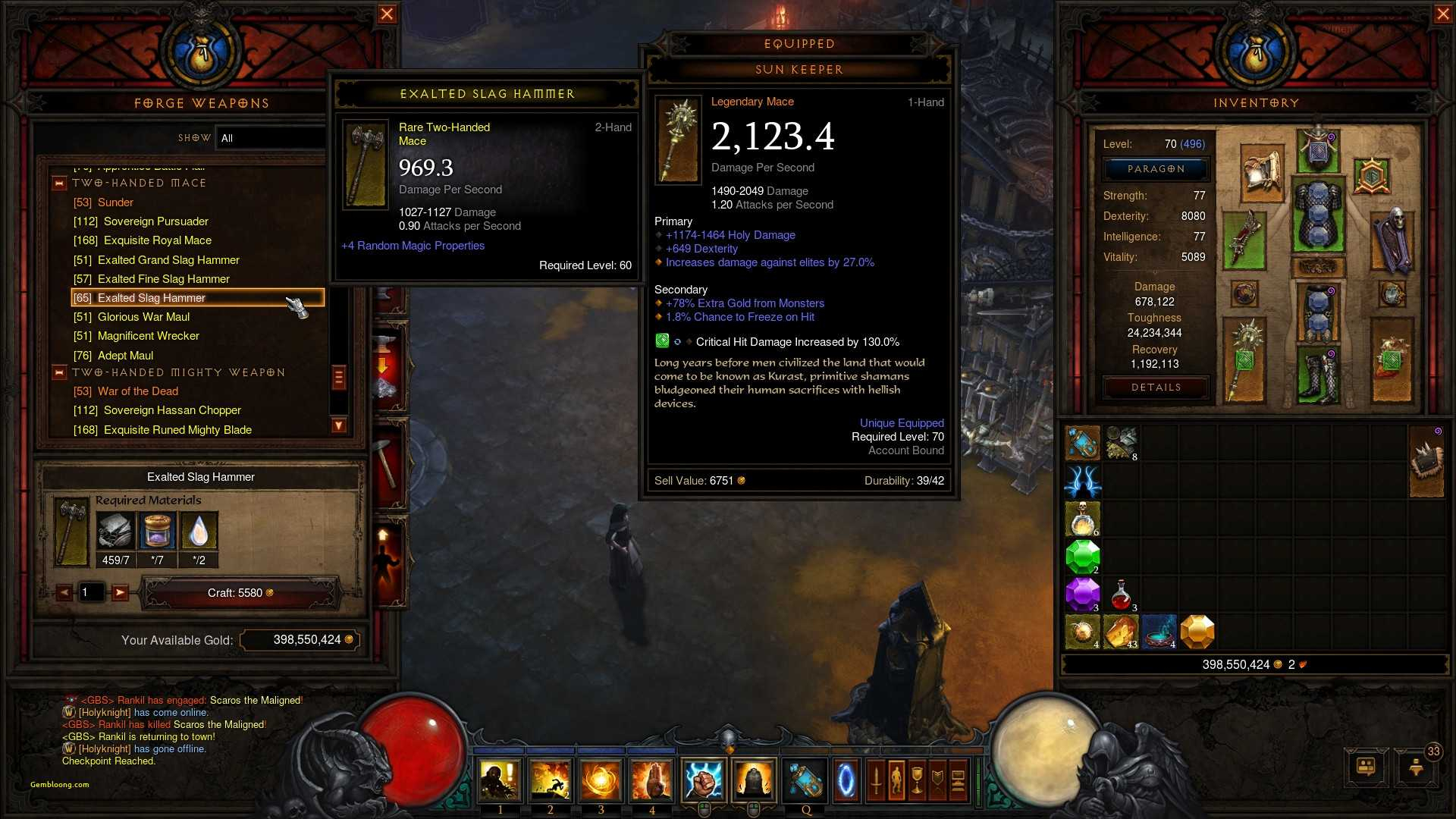 Diablo 3 Leveling Spreadsheet With Diablo 3 Leveling Spreadsheet  Awal Mula