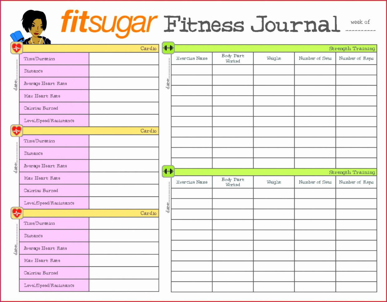 Diet Spreadsheet Pertaining To Excel Diet Spreadsheet New Weight Tracking Sheet Savesa Fres On Day