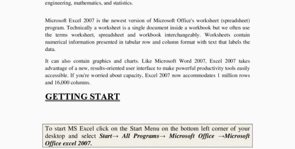 Different Types Of Spreadsheet Software Programs In Use With Regard To Types Of Spreadsheet Software Programs Data Entry In Microsoft Excel