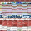 Disney World Day Planner Spreadsheet pertaining to Disney World Day Planner Spreadsheet  Homebiz4U2Profit
