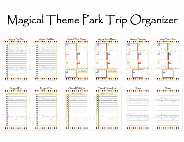 Disney World Planning Guide Spreadsheet Pertaining To Disney Trip Planner Spreadsheet Simple Debt Snowball Spreadsheet
