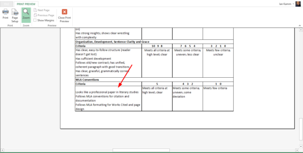 Display Excel Spreadsheet In Sharepoint 2013 In Windows 8  Why Does Excel Display My Information Like This In Print