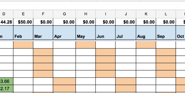 Dividend Tracker Spreadsheet Excel Within Dividend Stock Portfolio Spreadsheet On Google Sheets – Two Investing
