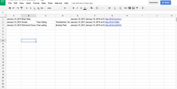 Docs Spreadsheet Regarding Downloading Spreadsheet From Google Docs  Questions  Suggestions Docs Spreadsheet Google Spreadsheet