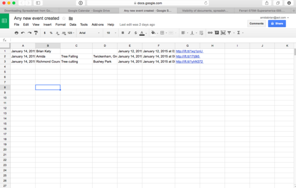 Docs Spreadsheet Regarding Downloading Spreadsheet From Google Docs  Questions  Suggestions