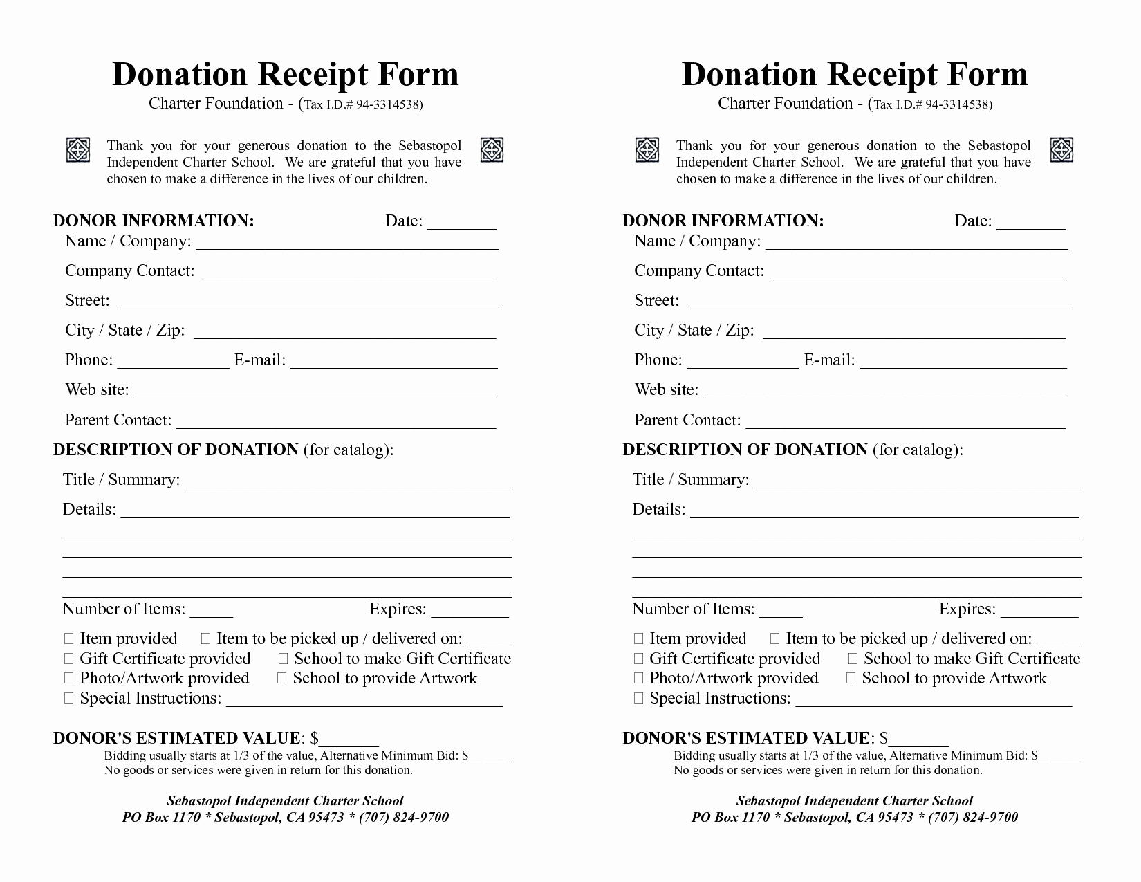 Donation Calculator Spreadsheet With Goodwill Donation Values Spreadsheet Elegant Salvation Army Form