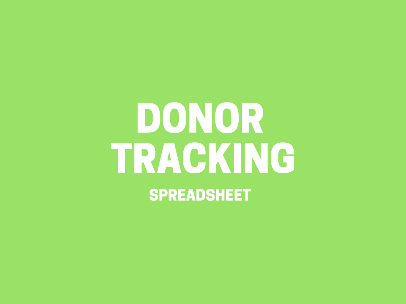 Donor Management Spreadsheet Pertaining To Donor Tracking Spreadsheet > Donor Management Excel