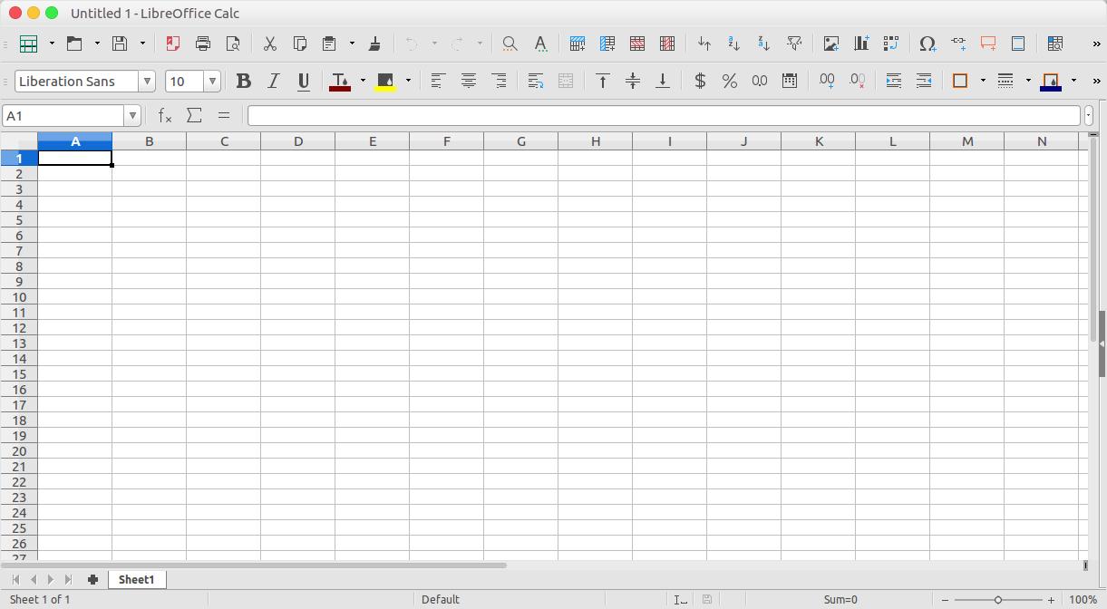 Download Free Spreadsheet Program Regarding Best Free Spreadsheet Software The Alternatives To Microsoft Office